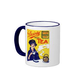 1910 Köstlichkeits-Tee Ringer Tasse