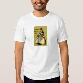 1915 genießen Sie Marco Polo-Tee Hemden