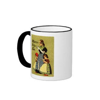 1915 genießen Sie Marco Polo-Tee Ringer Tasse