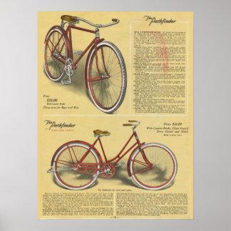 1923 Vintages Poster