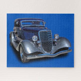1934 VINTAGES AUTO PUZZLE