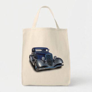 1934 VINTAGES AUTO TRAGETASCHE