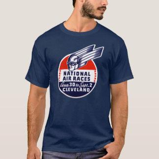 1935 nationales Luft-Rennen-Shirt T-Shirt