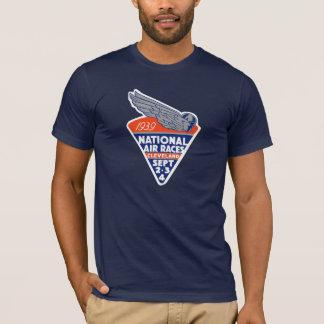 1939 nationales Luft-Rennen-T-Stück T-Shirt