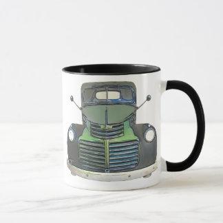 1947 antike LKW-Tasse/Schale Tasse