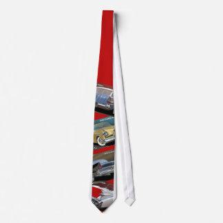 1950 Auto-Krawatte Personalisierte Krawatte