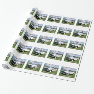 1961_Chevrolet_Impala Geschenkpapier