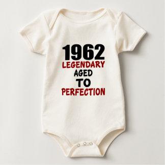 1962 LEGENDÄRE GEALTERT ZUR PERFEKTION BABY STRAMPLER