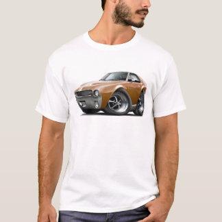 1968-69 AMX Brown-Weißes Auto T-Shirt