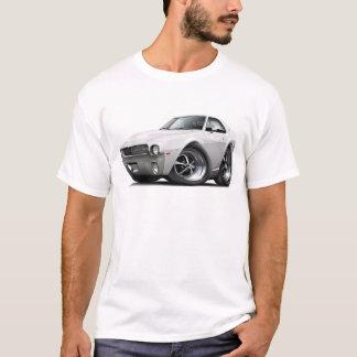 1968-69 AMX Weiß-Auto T-Shirt