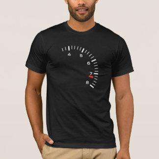 1969-1973 T - Shirt Entwurf des Tachometers 911S