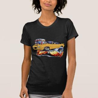 1971-72 GTO Gold-Schwarzes Auto T-Shirt