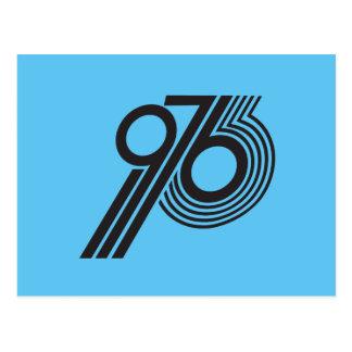 1976 POSTKARTE