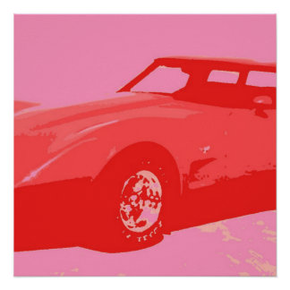 1979 klassische Autos Poster