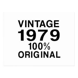 1979 POSTKARTE