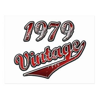 1979 Vintag Postkarte