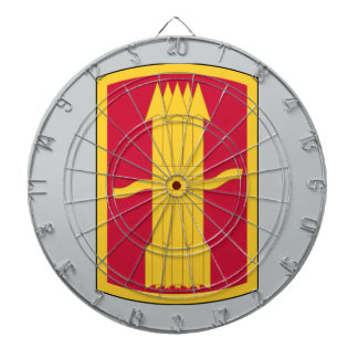 197th Feuerwehr Dartscheibe