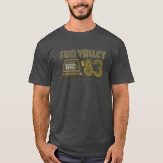 1983 Vintage Sun- Valleycomputer-Ausstellung T-Shirt