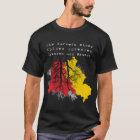 1989-2009: 20. Jahre Mauerfall T-Shirt