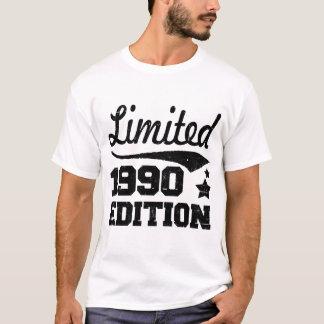 1990 BEGRENZTE AUSGABE T-Shirt