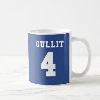 1995-97 Chelsea-Zuhause-Tasse - GULLIT 4 Kaffeetasse