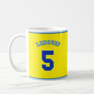 1996-98 wegTasse Chelseas - LEBOUEF 5 Kaffeetasse