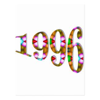 1996 POSTKARTE