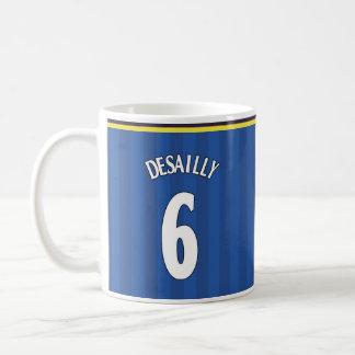 1997-99 Chelsea-Zuhause-Tasse - DESAILLY 6 Kaffeetasse