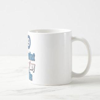 19. Jahrgeburtstagsentwürfe Kaffeetasse