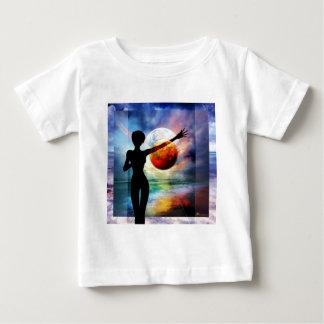 1-10 HALBES FULL.jpg Baby T-shirt
