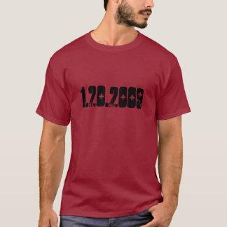 1.20.2009 T-Shirt