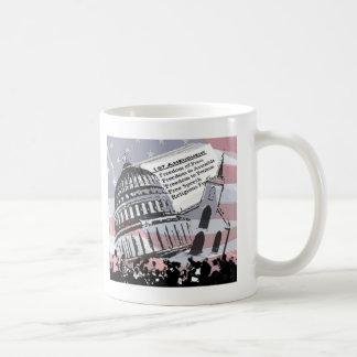 1. Änderungs-Tasse Kaffeetasse
