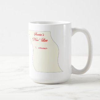 #1 auf Sankt Nizza Liste Kaffeetasse