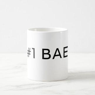 #1 BAE ZAHL EINE BAE Kaffee-Tasse Tasse