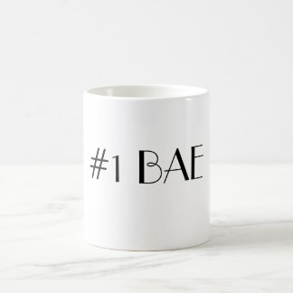 #1 BAE ZAHL EINE BAE Pariser Kaffeetasse
