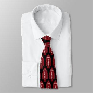 1. Die Brigaden-Tierärzte des Teufels der Personalisierte Krawatte