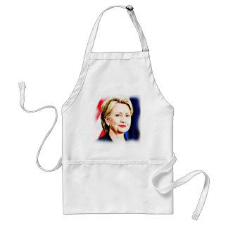 1. Frauen-Präsident Hillary Clinton 2016_ Schürze