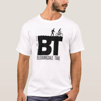 1. Freunde des Bloomingdale HinterT - Shirt