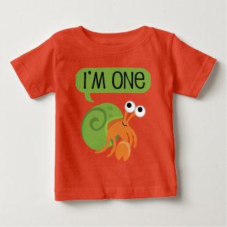 1. Geburtstag bin ich ein Baby T-shirt