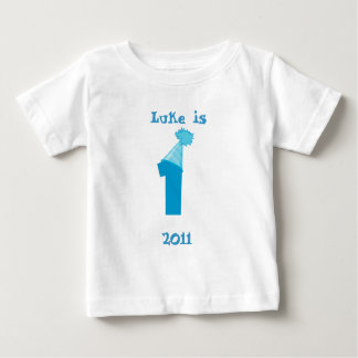 1. Geburtstag - Junge Baby T-shirt