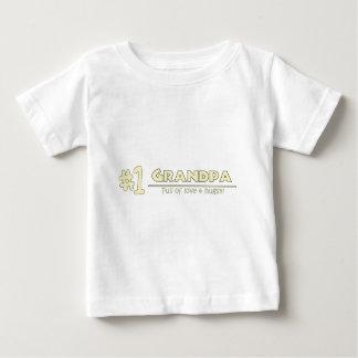 1 Großvater Baby T-shirt