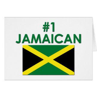 #1 jamaikanisch karte