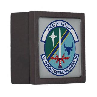 1. Kampf-Kommunikations-Geschwader Schachtel