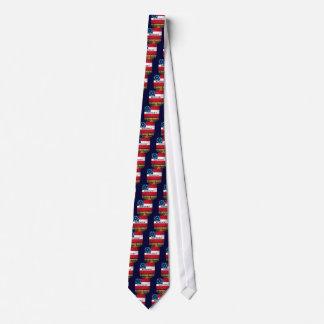 1. Kentucky-Infanterie Personalisierte Krawatte