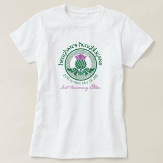 1. Logo des Jahrestags-HH Hemden