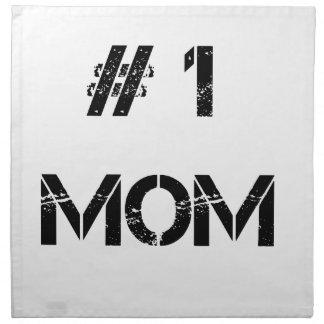 # 1 Mammamuttermama Stoffserviette