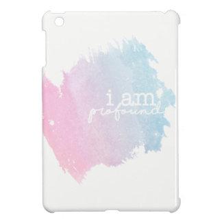 1 morgens profund iPad mini hülle