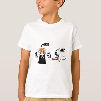 1 Nonnenangst und Haiti (180) T-Shirt