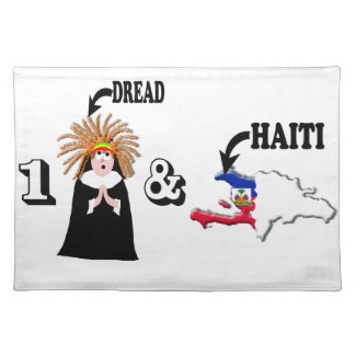 1 Nonnenangst und Haiti (180) Tischset