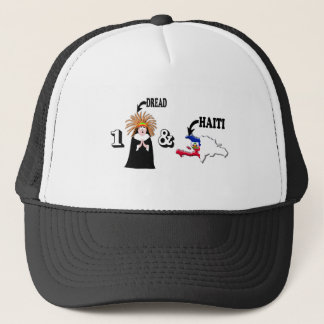 1 Nonnenangst und Haiti (180) Truckerkappe